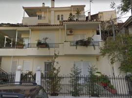 panoramic hill top house, hotel in Porto Rafti