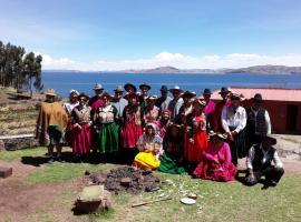 Hospedaje Primo Llachon, hotel in Puno