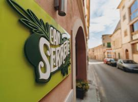 Can Serrete, hotel in Sineu