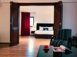 El Polo Apart Hotel & Suites, hotel in Lima