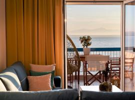 Seafront Luxury President Suite Aegean Sunset, pet-friendly hotel in Thessaloniki