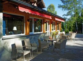 """Gronik – hotel w pobliżu miejsca Ośrodek Narciarski """"Biały Krzyż"""" w Szczyrku"""