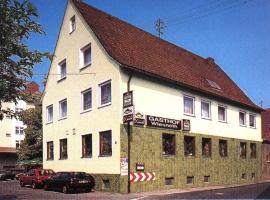 Gasthof Wiesneth, hotel near Schloß Weißenstein, Pommersfelden
