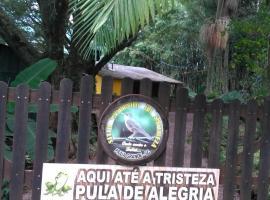Cantinho da Natureza, hotel in Praia Grande