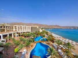 InterContinental Aqaba, accessible hotel in Aqaba