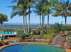 Four Winds Luxury Villas Byron Bay, hotel in Coopers Shoot