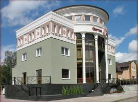 Вилла Гламур, отель в Калининграде