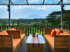 Puri Asri Hotel & Resort, hotel in Magelang