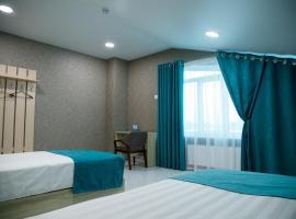 Гостиница Белая Медведица, отель в Ноябрьске