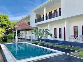 Jordan Guest House, B&B in Uluwatu