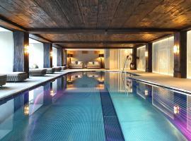 Wellness Hotel Alpenhof, Hotel in Zermatt