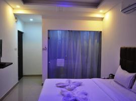 Balaji Inn, spa hotel in Baga