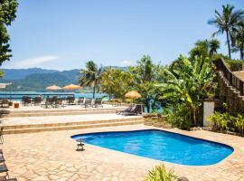 Hotel Boutique Ananas, hotel in Ilhabela