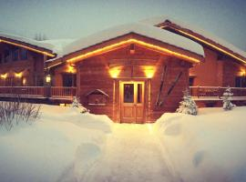 Chalet Alpina Hotel & Apartments, hotel in zona Courmayeur, La Thuile