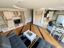 Dange apartment, viešbutis Šiauliuose