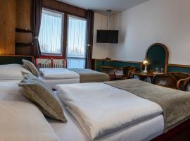 Hotel Poprad, отель в Попраде