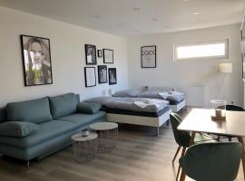 Deluxe Apartments Messe Flughafen, Ferienwohnung in Leinfelden-Echterdingen
