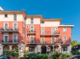 Hotel Villa Luigia, отель в Римини