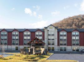 몽트랑블랑에 위치한 호텔 Microtel Inn & Suites by Wyndham Mont Tremblant