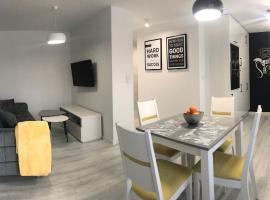 Apartament 44m2 w centrum, apartment in Tuchola