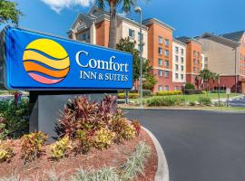 Comfort Inn & Suites Near Universal Orlando Resort-Convention Ctr, hotel in Orlando