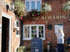 The Red Lion, hotel in Great Offley