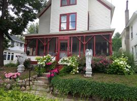 Southern Comfort Inn of Lily Dale, NY, homestay in Fredonia