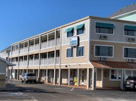 Sea Horse Inn and Cottages, hotel in Nags Head