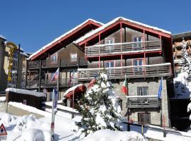 Hotel Biancaneve, отель в Сестриере