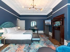 The Albert Mosman, hotel near Taronga Zoo, Sydney