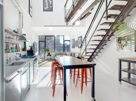 Luxury 3 bedroom Duplex Manhattan Skyline Vews, apartment in Queens