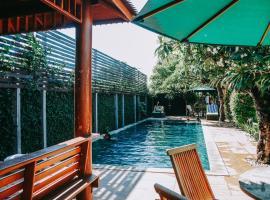 D'sawah Villa, hotel in Tanah Lot