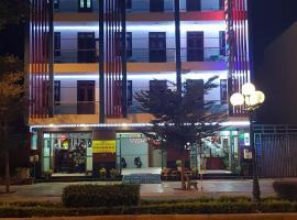 Khách sạn Ánh Đông, отель в Фанранге