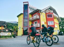 Pogöriacherhof, Hotel in der Nähe von: Villacher Alpen Arena, Latschach ober dem Faakersee