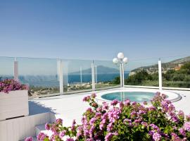 Villa Oriana Relais, hotel with jacuzzis in Sorrento