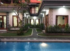 Villa Dira Ubud, hotel in Ubud