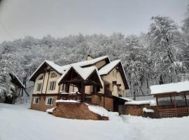 Skazka, budget hotel in Estosadok