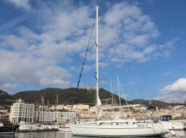 Cullati dal mare - b&b on board, boat in Salerno