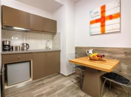 Rigas City Apartment (BLUE), accommodation in Chania Town