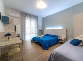 B&B Villa Montreux, bed & breakfast a Rimini