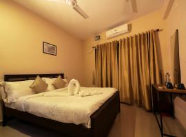 Misty Rosa Luxury Serviced Apartments, accessible hotel in Kottayam