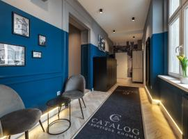 Catalog Boutique Rooms, apartman Debrecenben