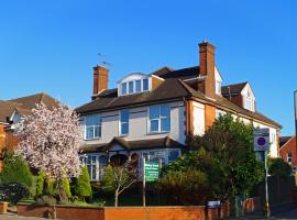Ricky Road Guest House, budget hotel in Watford
