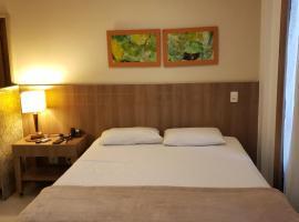 Confortável Flat Setor Hoteleiro Norte, serviced apartment in Brasilia