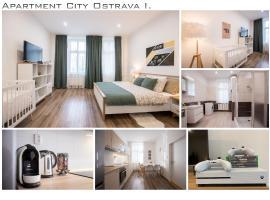 FAMILY Apartment in OSTRAVA, apartment in Ostrava