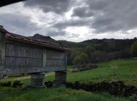A casa do chico, apartamento en Ourense