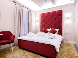 Hotel Meltzer Apartments – hotel w Tallinnie