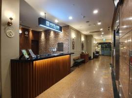 대전에 위치한 호텔 레지던스 호텔 라인
