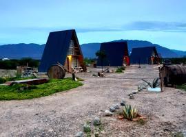 """Cabañas """"Los Elementos"""", San Carlos, Salta,, hotel near San Carlos vineyards, San Carlos"""