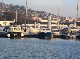 Le Pearl, boat in Rouen
